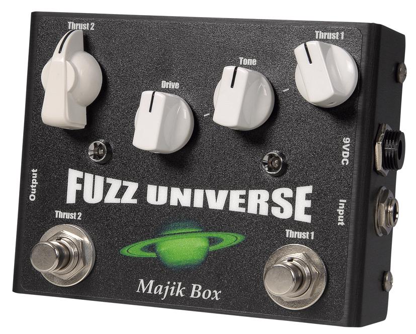 Majik Box - Fuzz Universe