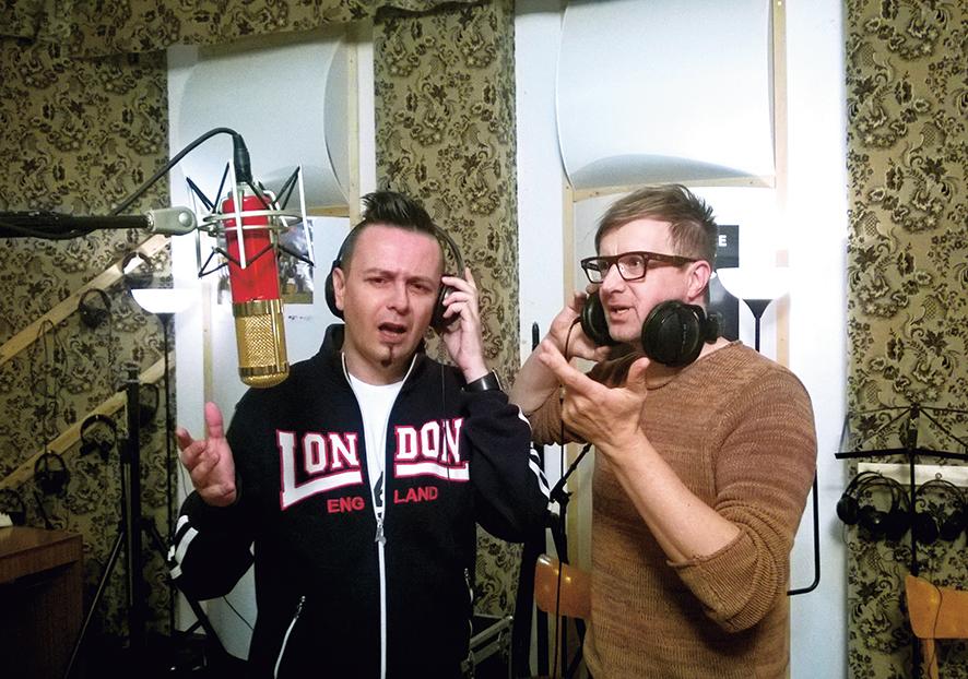 Jiří Ševčík &Petr Kotvald