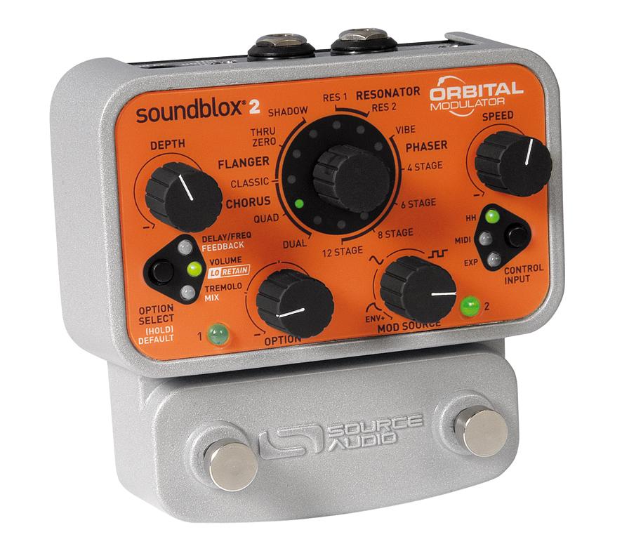 Source Audio Orbital Modulator
