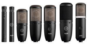 AKG Project Studio Line