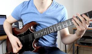 Doprovodná hra - 5 - Blues