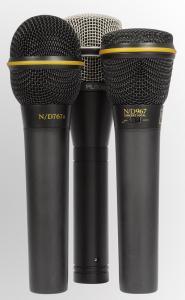 Electro Voice PL80a, N/D967 & N/D767a