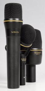 Electro Voice - nástrojové N/D
