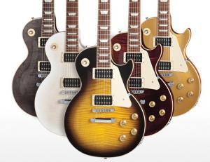 Gibson Les Paul Signature T colors