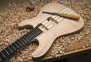 Stanislav Jurča – výroba kytar