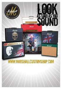 Marshall Custom Shop