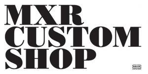 Zakázkový obchod  MXR Custom Shop