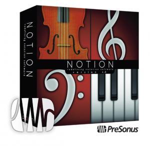 Presonus Notion 4