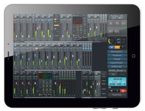 RME Total Mix aplikace na AppStore