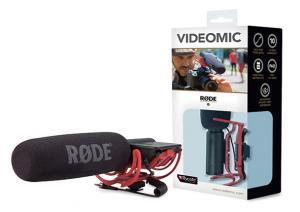 RØDE VideoMic s odpružením Rycote Lyre