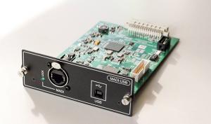 Soundcraft MADI USB Combo Card