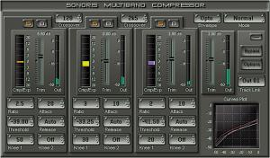 Sonoris Multiband Compressor