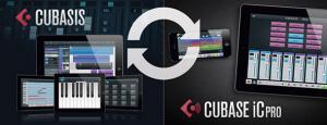 Steinberg Cubasis a Cubase iC Pro
