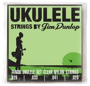 Struny pro ukulele od firmy Dunlop