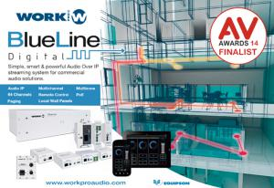 Work Pro BlueLine Digital