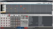 AKAI MPC Renaissance - VST plugin MPC Editor