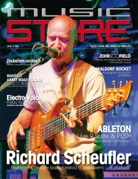 Music Store 8-9/2013 obálka