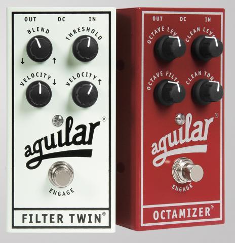 Aguilar Octamizer &Filter Twin