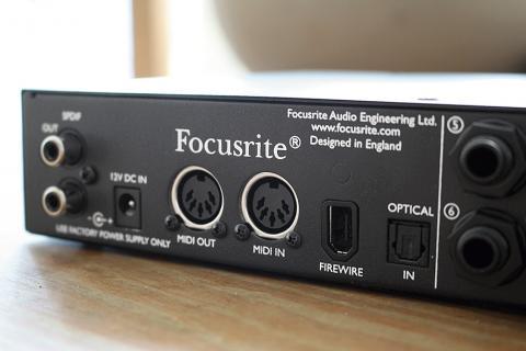 Focusrite Saffire Pro26