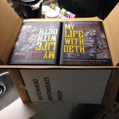 autobiografie MyLife With Deth