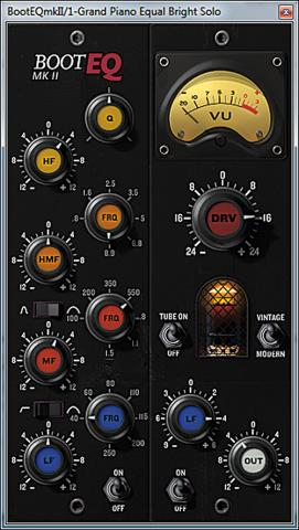 Variety ofSounds BootEQ mkII