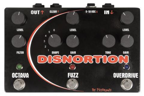 Pigtronix Disnortion