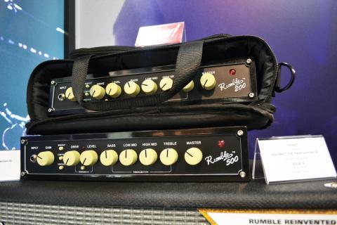 Musikmesse 2014 – Fender