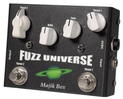 Majik Box-Fuzz Universe