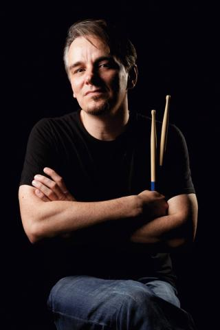 Gavin Harrison