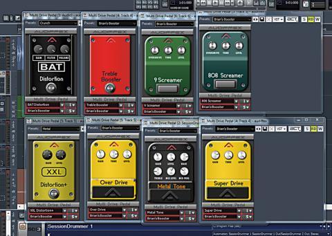 Audiffex -GuitarLine