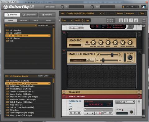 NI Guitar Rig5