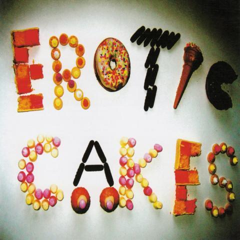 Guthrie Govan -Erotic Cakes