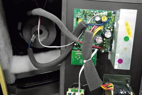 Pohled doútrob monitorů KRKRokit G3