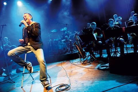 Jiří Ševčík aPIRATE SWING Band
