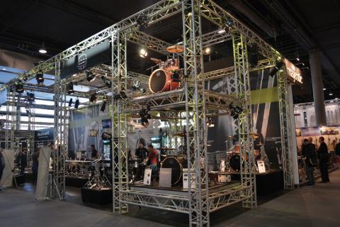 Musikmesse 2014 -Mapex