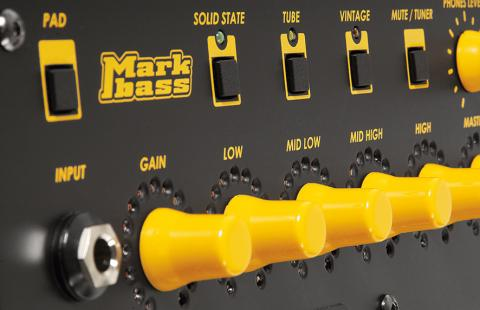 Markbass Multiamp S