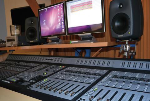 Michael Kocáb – studio