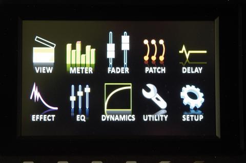 Phonic IS16 -display
