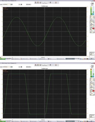 SATlive -osciloskop