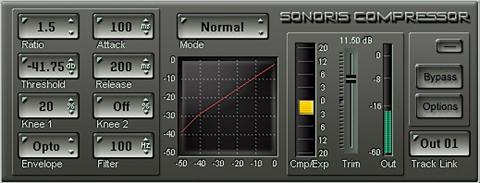 Sonoris Compressor