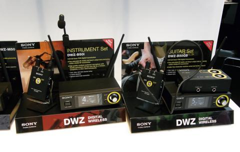 Sony DWZ