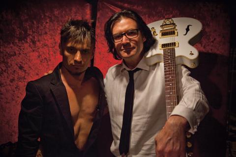 Glenn Proudfoot &Peter Bowman