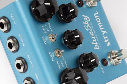 Strymon -BlueSky Reverberator