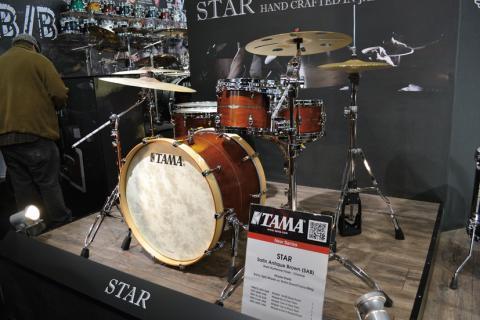 Musikmesse 2013 -Tama Star