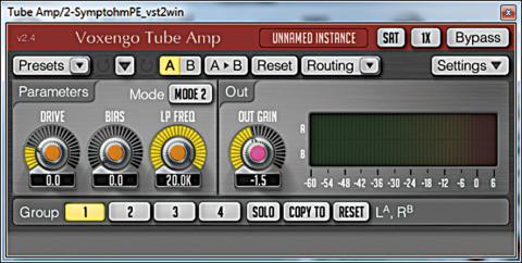 Voxendo Tube Amp
