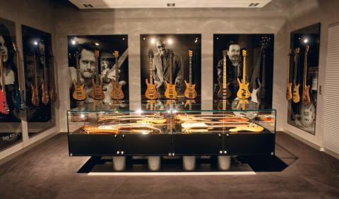Warwick showroom