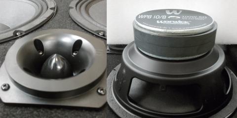 Warwick WCA-repro & horna